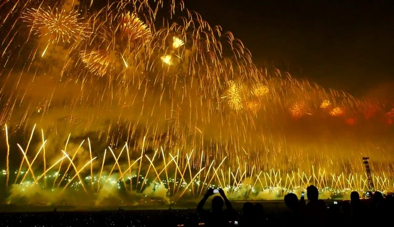 japan fireworks festivals