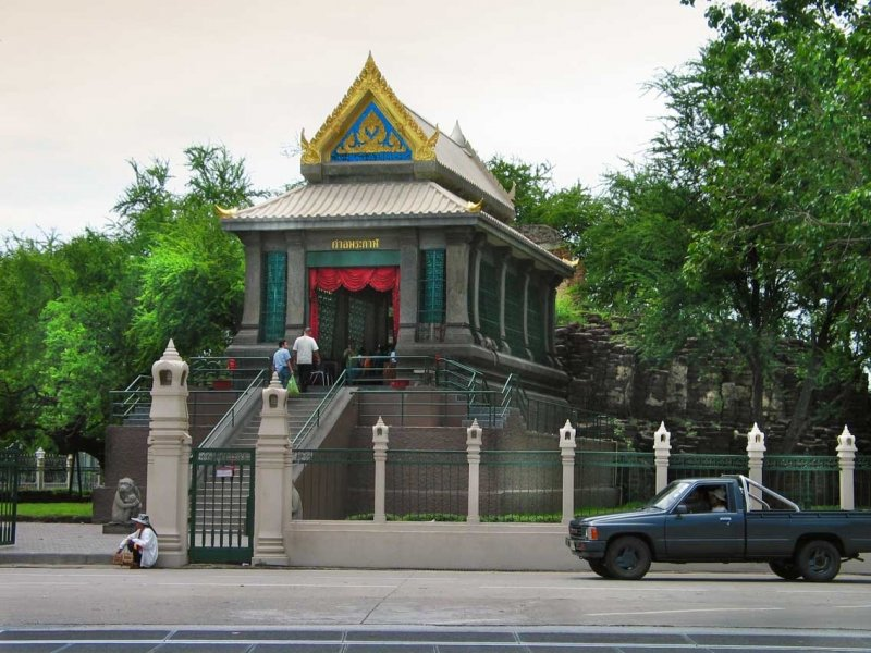 Phra Kan Shrine