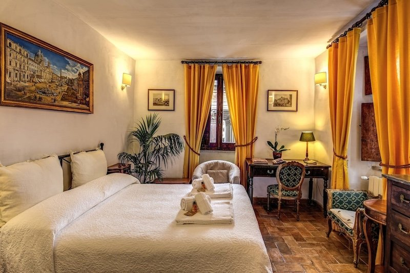 Airbnb in Rome