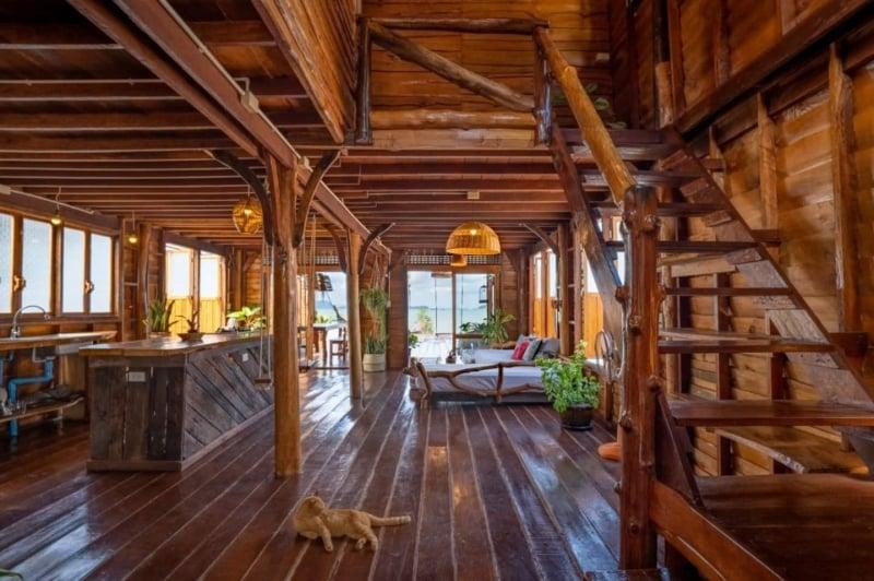 wooda house interior