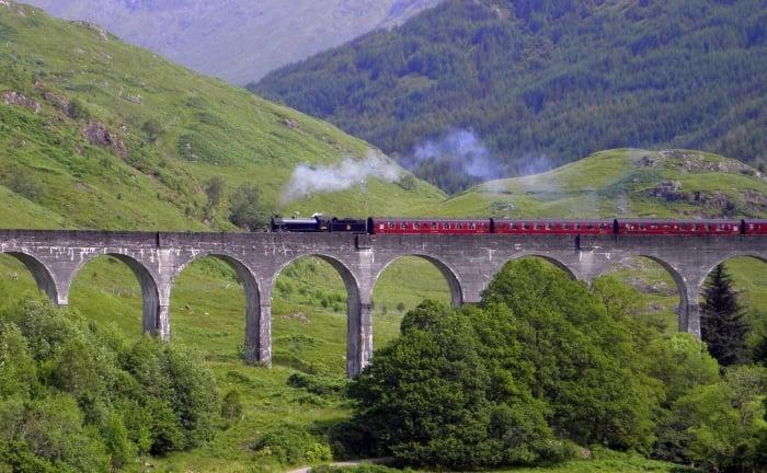 train to europe