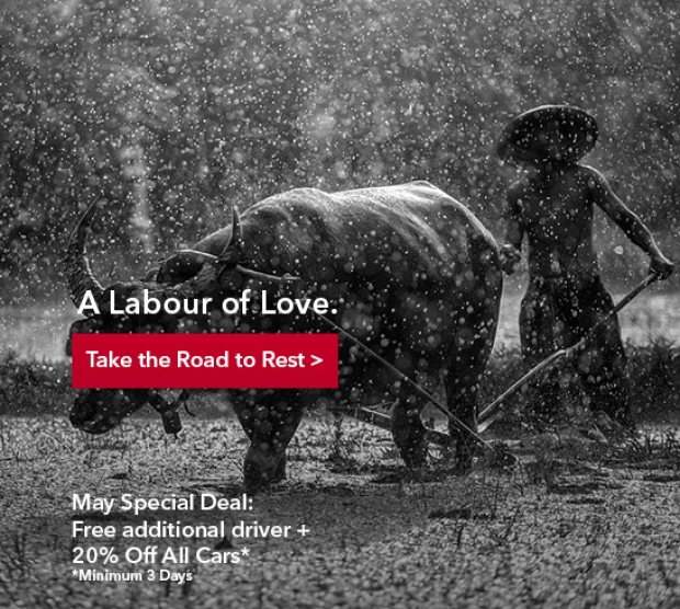Labour Day Special at 20% Off + Free Additional Driver with Avis
