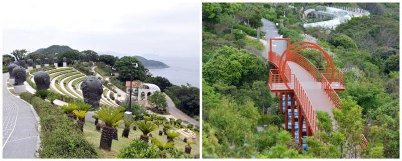 Địa đểm quay phim ở Hàn Quốc : Công viên Biển Jangsado, Geoje