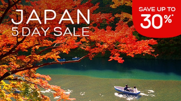 5 Day Sale | Explore Japan with Great Deals in Hotels.com
