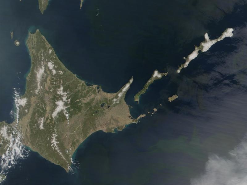 Northern Territories in Japan