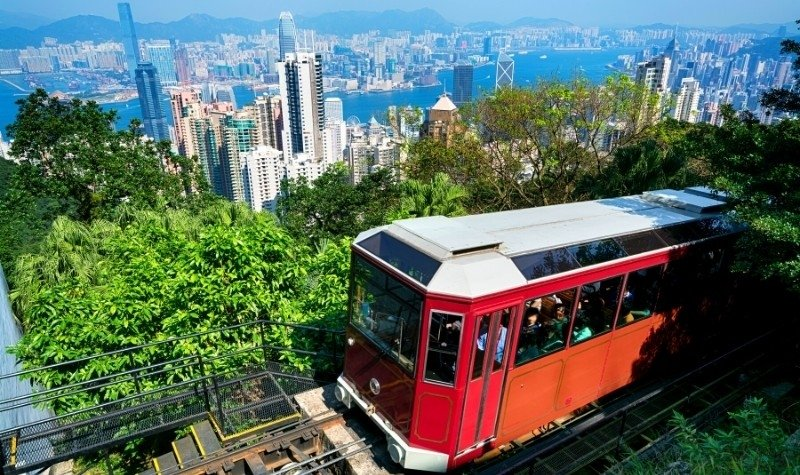 Budget Travel Ideas for the World's Most Expensive Cities: Take Public Transportation