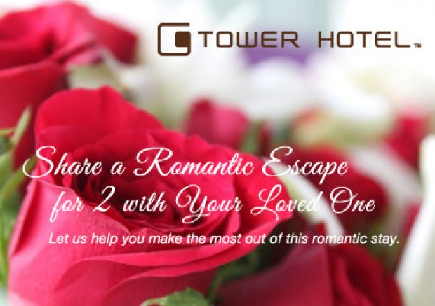 Romantic Getaway Package in G Tower Hotel
