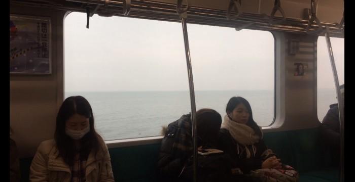 japan train rides