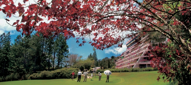 2D1N Stay with Breakfast and Golf Offer in Resort World Genting