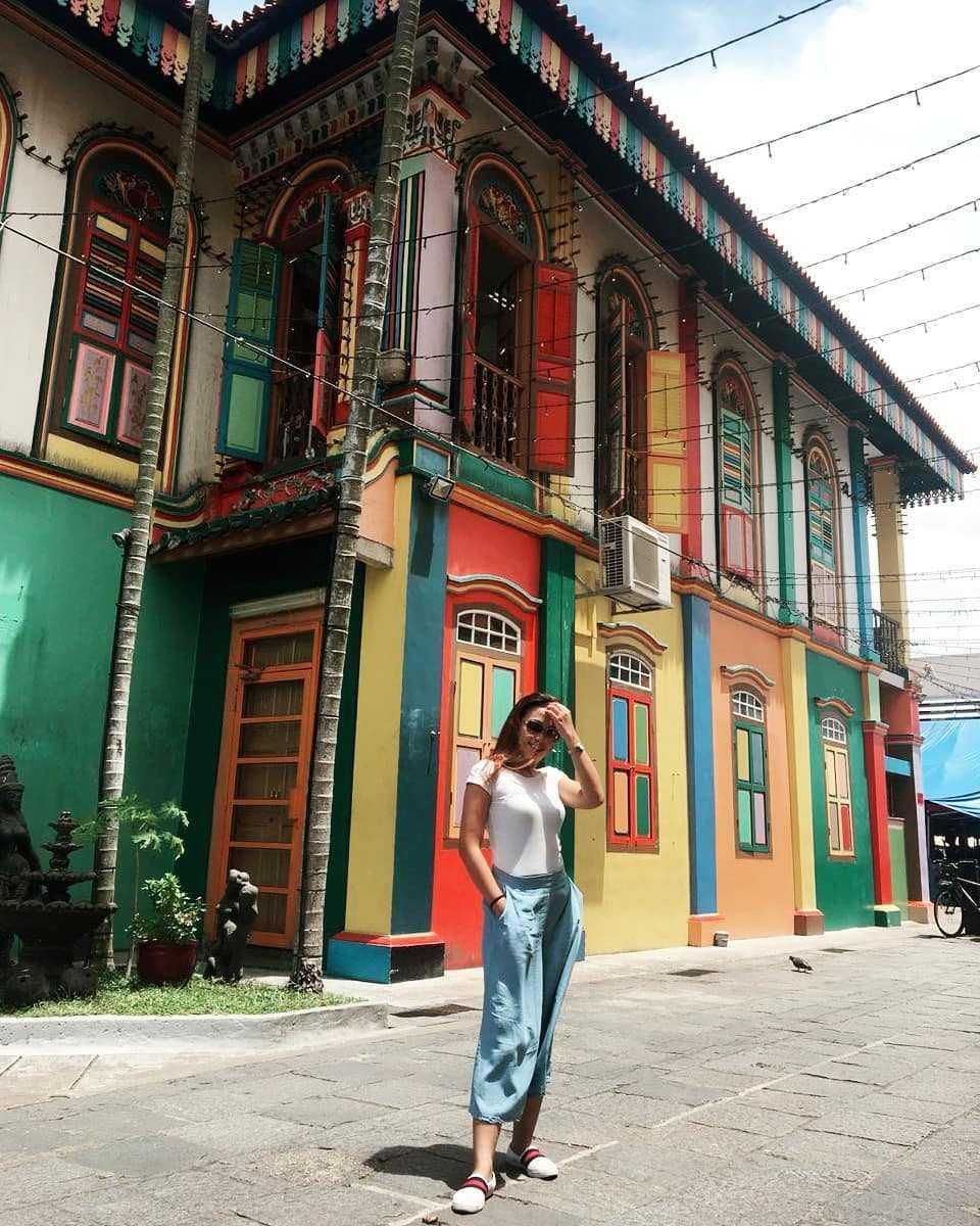 House of Tan Teng Niah in Little India