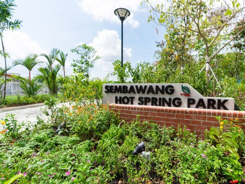 hot spring singapore