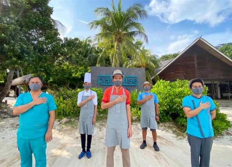 palawan resorts open