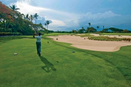 Bali Golf Escape Package
