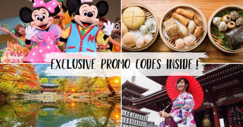 Klook Promo Codes – Bookmark These for Your Next Trip!