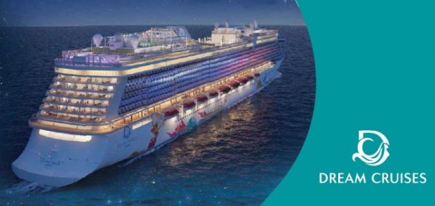 Save SGD100 on your Next Getaway with Genting Dream Cruises with DBS Card