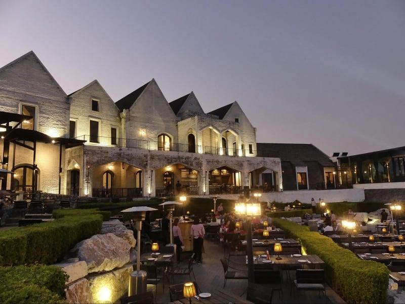 khao yai itinerary