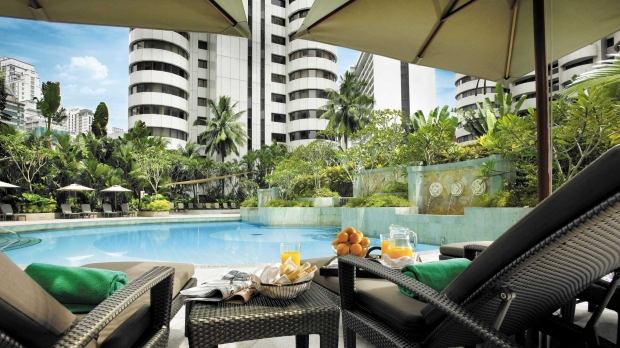Just The Two Of Us: Romantic Stay at Shangri-La Hotel, Kuala Lumpur