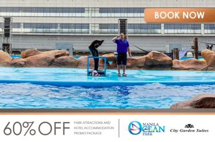 Manila Ocean Park Staycation Package