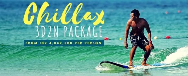 3D2N Chillax Package in Bintan Lagoon Resort