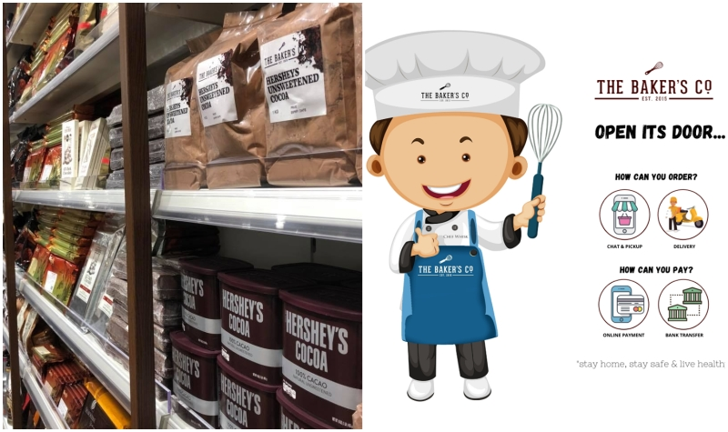 Shops That Will Deliver Baking Essentials to Your Home