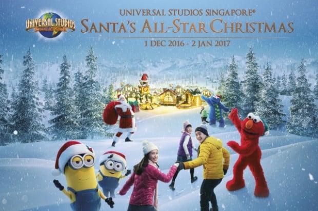 Illuminate the Season with Christmas Cheer at Resorts World Sentosa