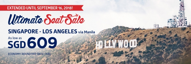 EXTENDED - Ultimate Seat Sale in Philippine Airlines 3