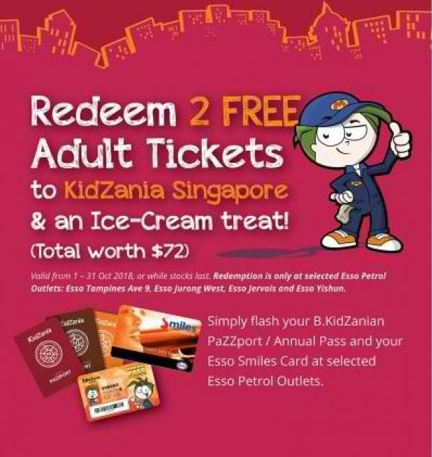 Exclusively for Annual Pass and B•KidZanian members only!
