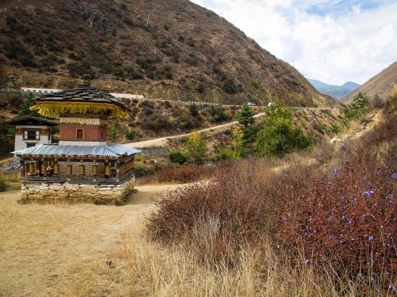 Travelling in Bhutan: The 5 Senses Experience