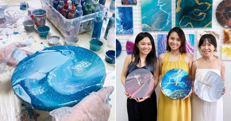 craft workshop singapore
