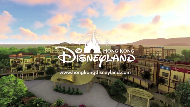 Advance Purchase Room Offer (up to 30% Off) in Disneyland Hong Kong