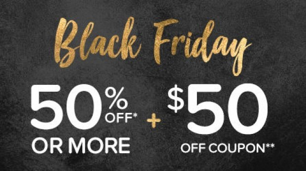 Black Friday Offer - 50% Off + More with Hotels.com