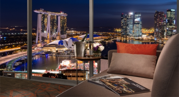 Limited Time Offer - Stay 3, Pay 2 in Pan Pacific Singapore