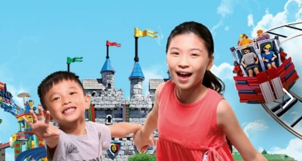 Kids are our VIP! FREE 1 Night Stay with Buffet Dinner in Legoland Malaysia