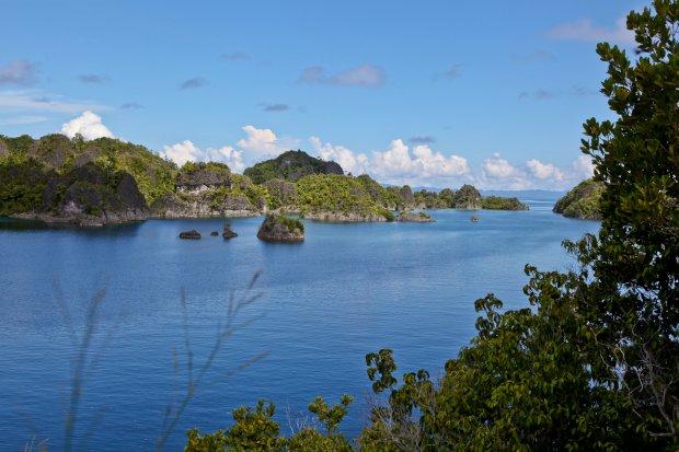 Raja Ampat – điểm đến của những người mê lặn biển