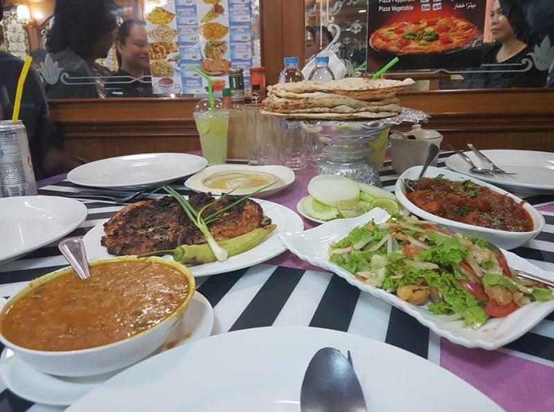 مطاعم حلال في مدينة بانكوك، تايلاند