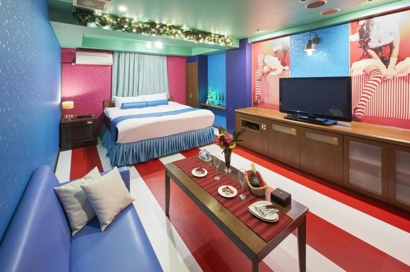 love hotels tokyo