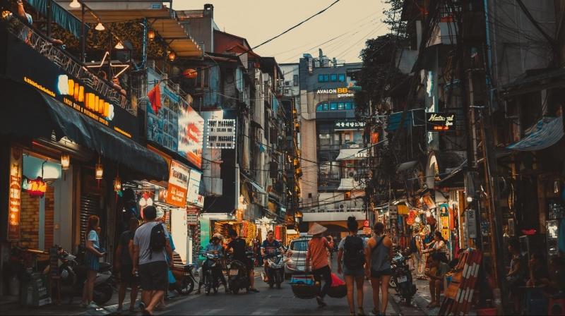 vietnamese coffee: hanoi