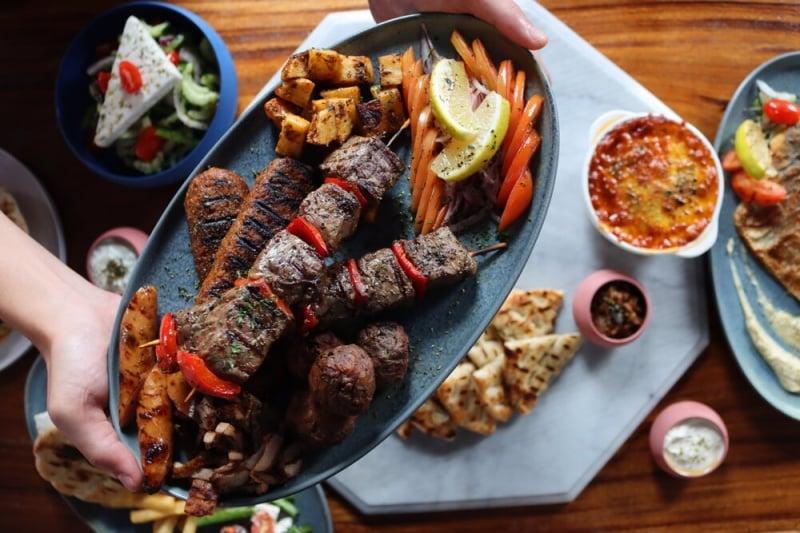 exotic restaurants singapore