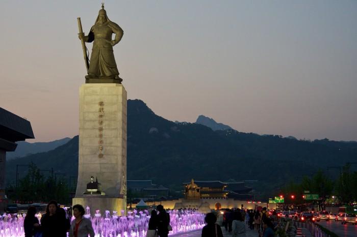 so sánh thủ đô Nhật Bản Và Hàn Quốc