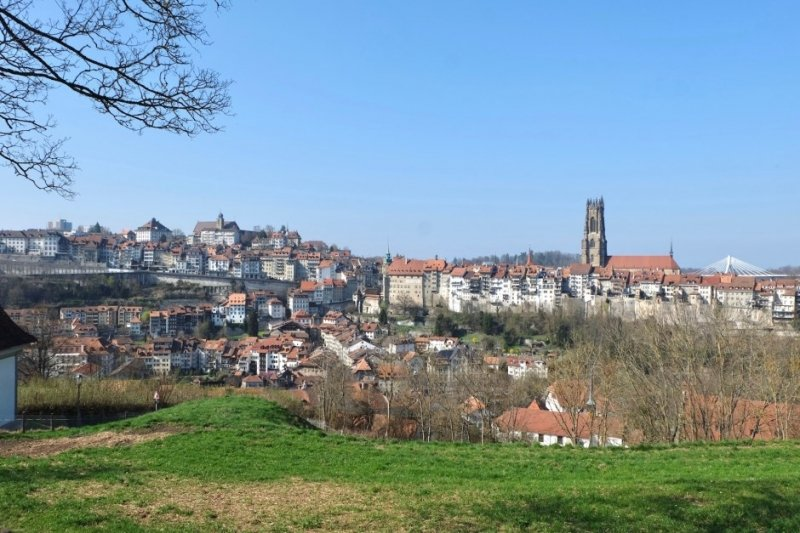 hiking in fribourg