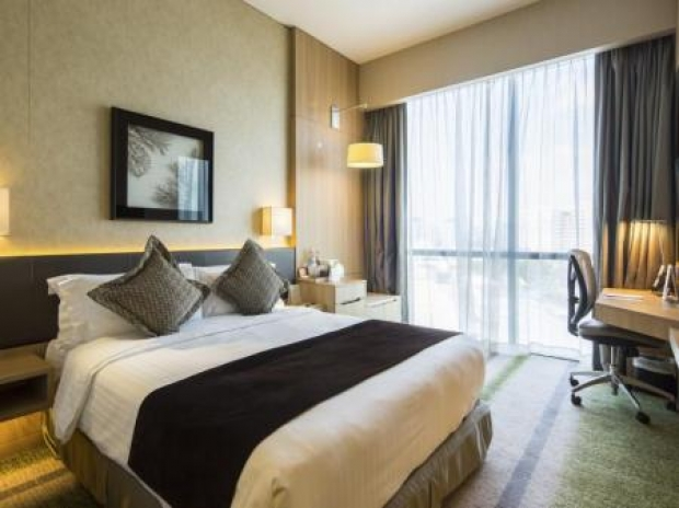10% off Staycation Bookings at Park Hotel Alexandra with HSBC