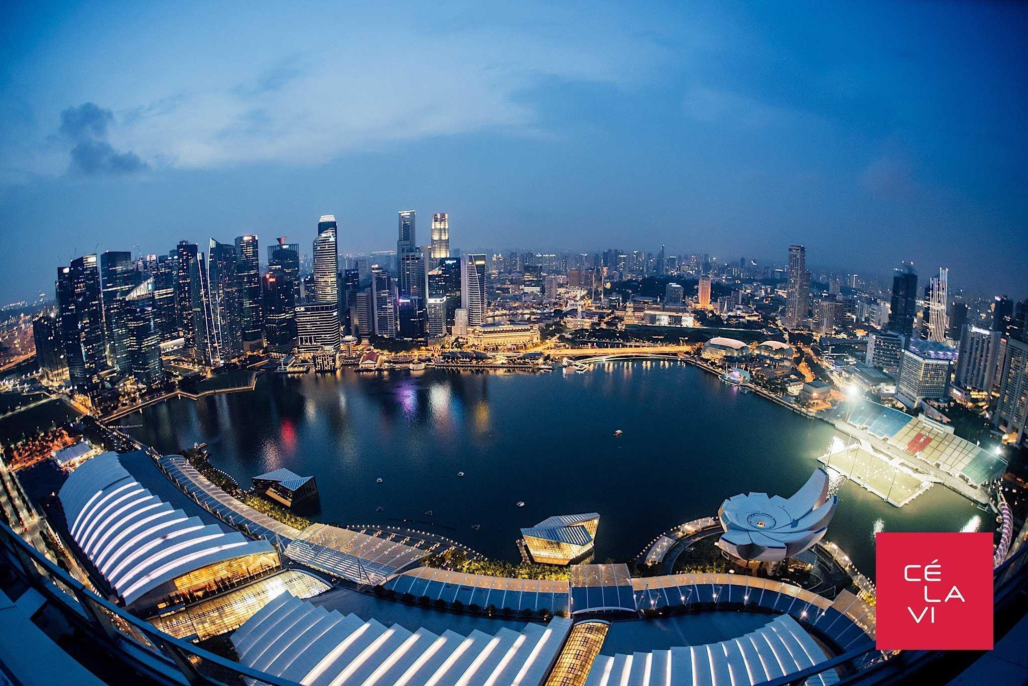 Ce La Vi Singapore