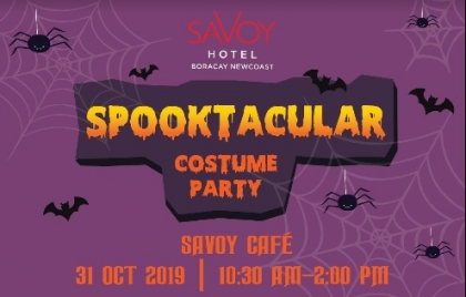 Spooktacular Party