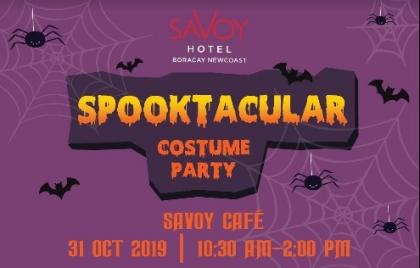 Spooktacular Party