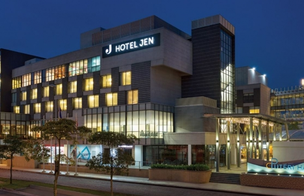 1-for-1 One Room Night at Hotel Jen Puteri Harbour, Johor by Shangri-La with HSBC