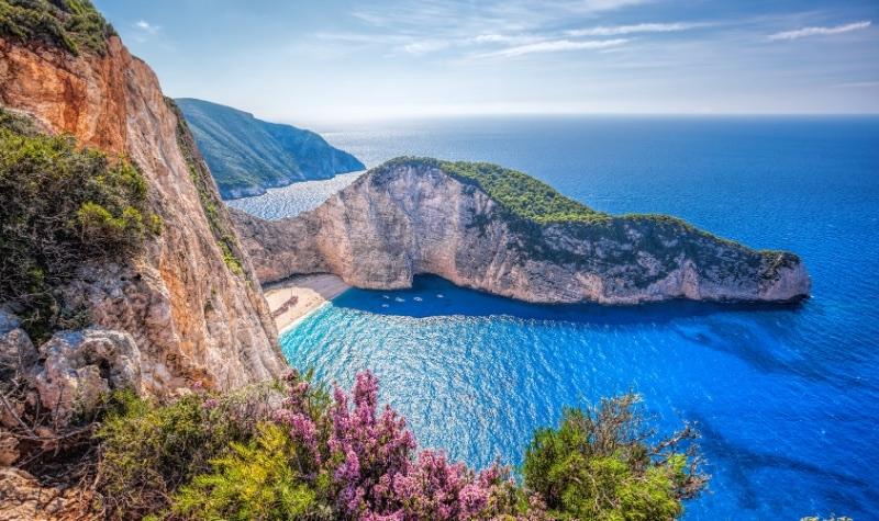 Islands in Greece: Zakynthos