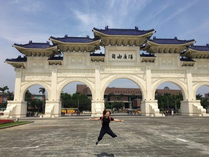 taiwan 7 days budget itinerary