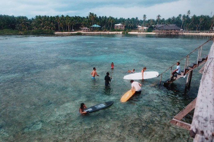siargao non-surfers itinerary
