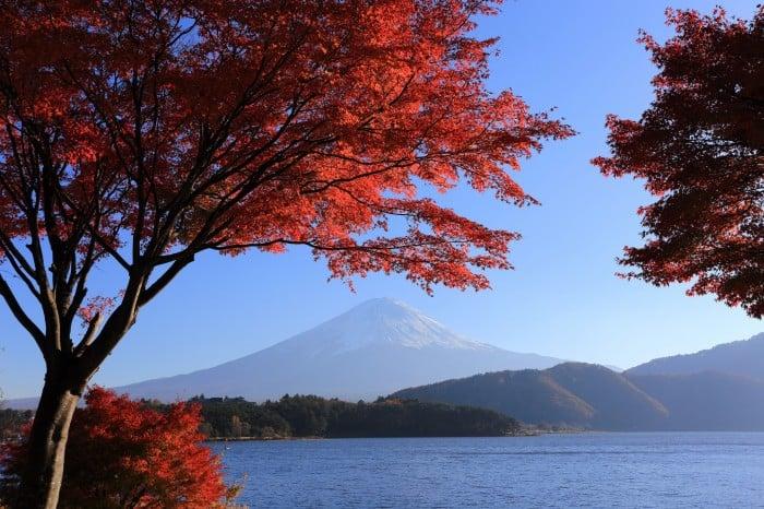 so sánh thiên nhiên Nhật Bản Và Hàn Quốc