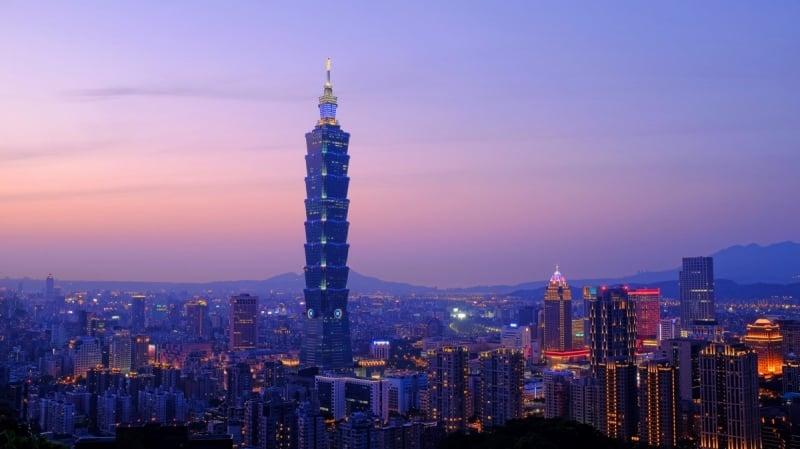 Chơi gì ở Đài Bắc